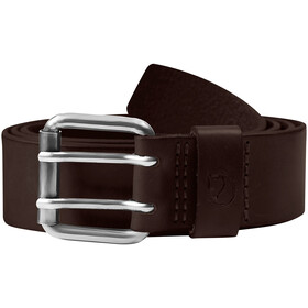 Fjällräven Singi Ceinture À Deux Broches, leather brown